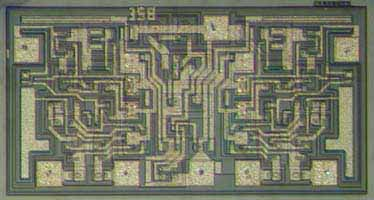 LM358 equivalent die to USMLM358 DUAL LOW POWER OPERATIONAL